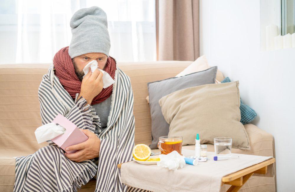 Jak wyleczyć przeziębienie?