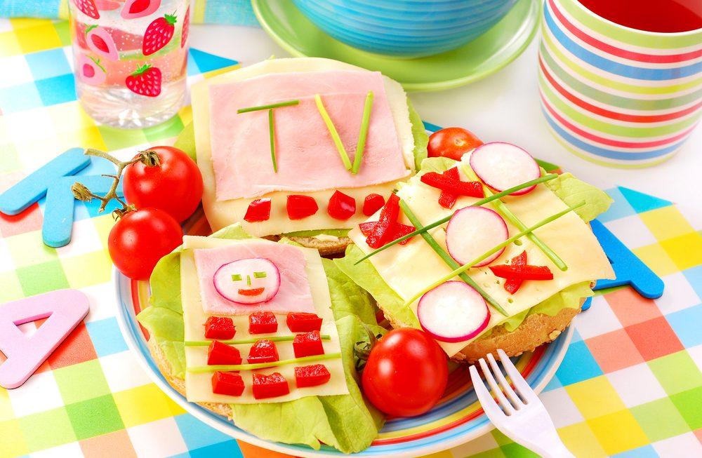 Śniadania dla dzieci