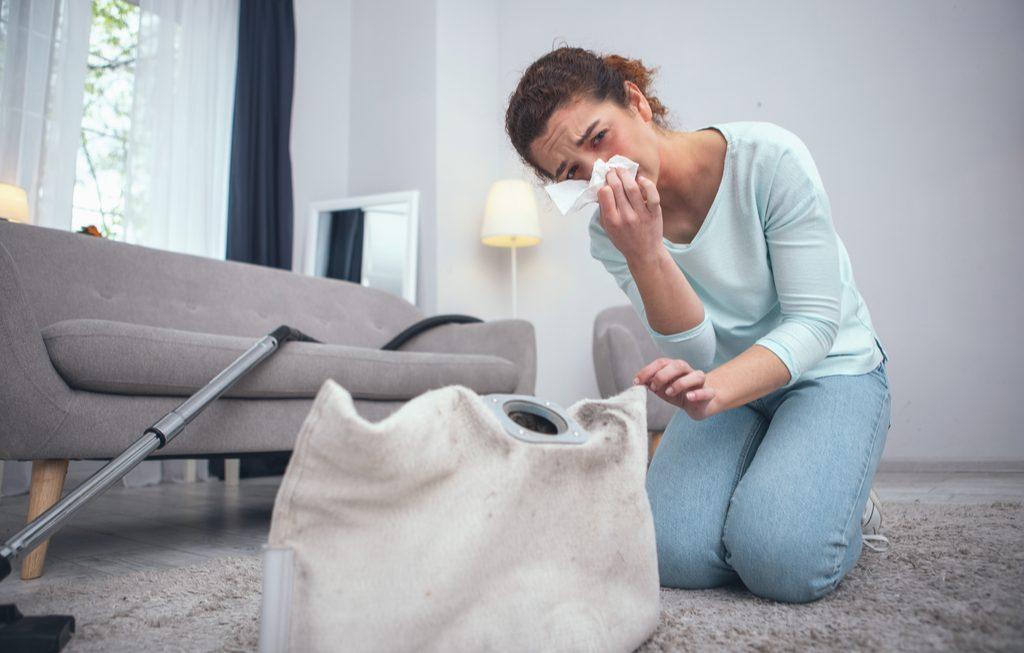 Rekuperacja w domu alergika
