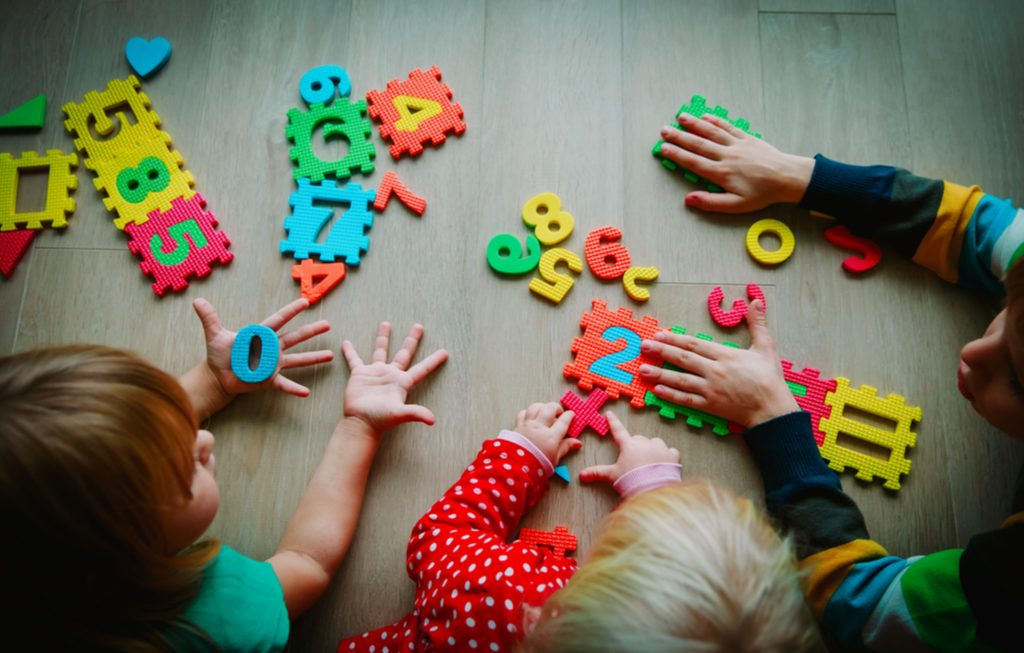 Jak pomóc dziecku z nauką liczenia?