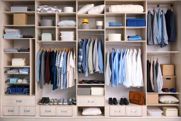 Jak uporządkować szafę?